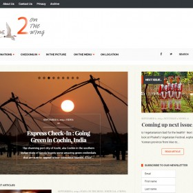 2 on the Wing - Web Initiatives web design Melbourne